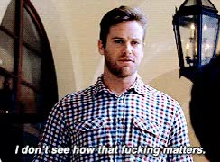 Watch and share Armie Hammer GIFs on Gfycat