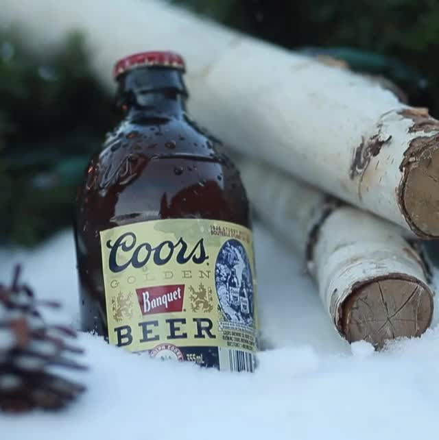 Watch this beer GIF by Danno (@danno) on Gfycat. Discover more GIF Brewery, [hd] Coors Banquet Canada, beer, coors GIFs on Gfycat
