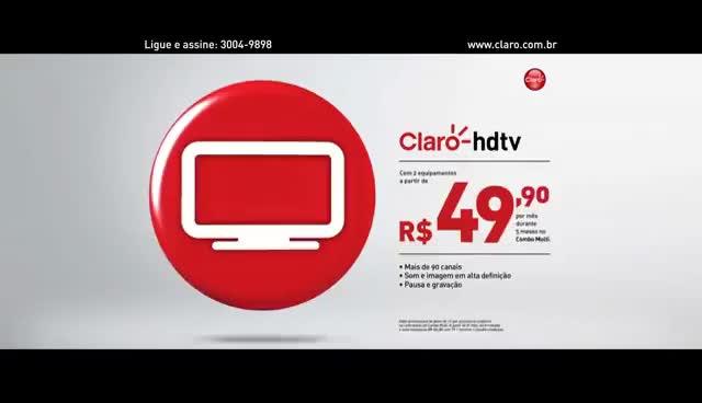Watch CLARO ARTE GIF on Gfycat. Discover more Claro, propaganda GIFs on Gfycat