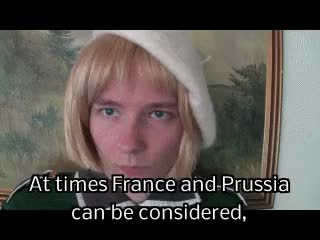 Watch Ask Switzerland GIF on Gfycat. Discover more (don't tell Vash I called him Swissy), I think I've already answered something similar, aph austria, aph france, aph prussia, aph switzerland, ask, but also mention of, but now, cosplayswitzerlandaskblog, especially, hetalia austria, hetalia france, hetalia prussia, hetalia switzerland, since I think it was from one of my first posts some two years ago, the person Swissy dislikes the most, to all y'all who haven't seen it because you came later GIFs on Gfycat