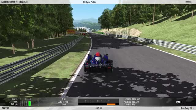 Watch and share The Sim-equivalent Of A Tyre Tearing Off The Rim At High-speed. GIFs by Kyran Parkin on Gfycat