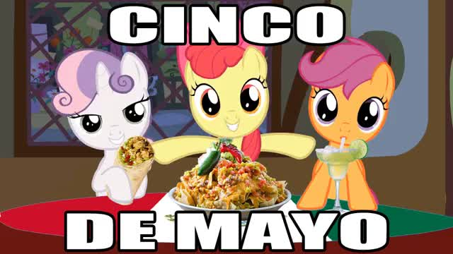 Watch this cinco de mayo GIF on Gfycat. Discover more mylittlepony GIFs on Gfycat