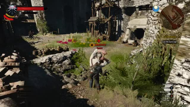 Watch TheWitcher3(Proton3.16-8)test GIF by ATFx (@atfxjph) on Gfycat. Discover more related GIFs on Gfycat