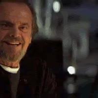 Watch and share Jack Nicholson  Nodding GIFs on Gfycat