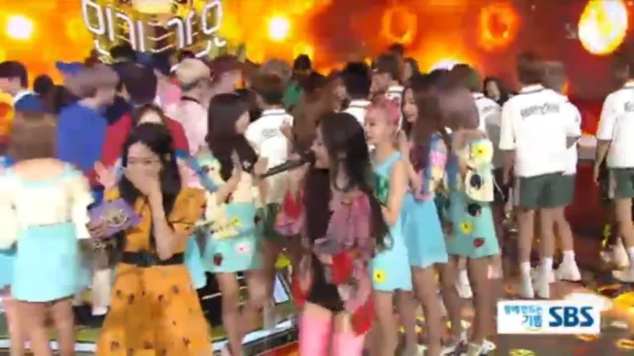 Sunmi thắng Wanna One nhưng Jisoo (Black Pink) mới là nhân vật chiếm trọn spotlight