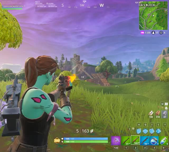 Watch and share Fortnitebr GIFs and Fortnite GIFs by KARAFFAN on Gfycat