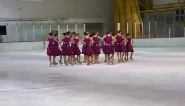 Watch and share Skating GIFs and Synchro GIFs on Gfycat