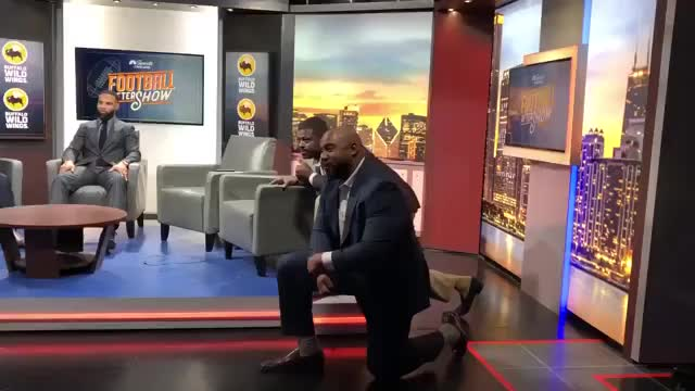 Watch  Lance Briggs, Alex Brown  GIF on Gfycat. Discover more related GIFs on Gfycat