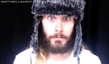 Watch and share Jared Leto Gifs GIFs and Love Him Beyond GIFs on Gfycat