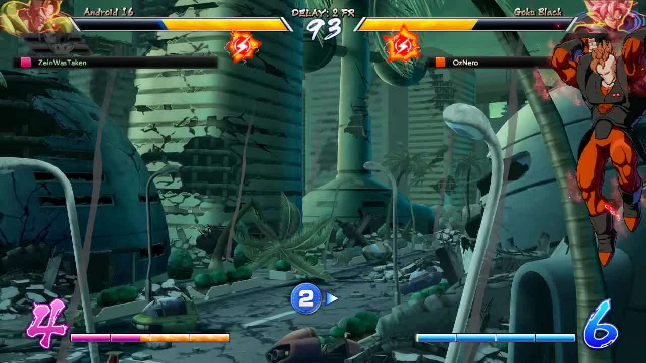 dbfz, dragon ball fighterz, blessed hitboxes GIFs