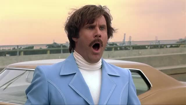 Watch and share Ron Burgundy GIFs and Will Ferrell GIFs by MikeyMo on Gfycat