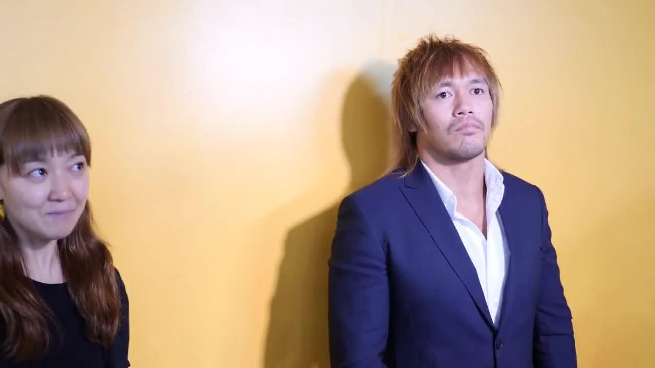NJPW, Jonsuya Naito Part Four GIFs