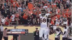 Watch Von Miller Denver Broncos GIF on Gfycat. Discover more related GIFs on Gfycat