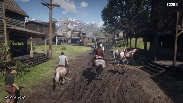 Watch and share Rdr2 GIFs by Marius Nilsen on Gfycat
