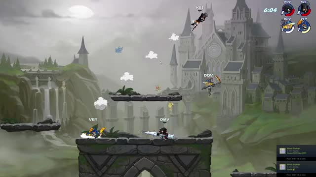 Watch and share Brawlhalla GIFs by Dennis Vinke on Gfycat