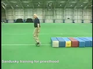 Jerry Sandusky's Method