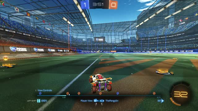 Watch crazy aerial execution GIF by @thepangolin on Gfycat. Discover more Rocket League, rocketleague GIFs on Gfycat