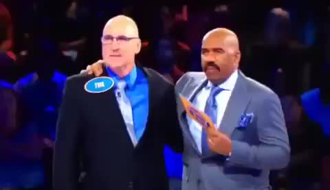 Watch and share Family Feud GIFs by Boojibs on Gfycat
