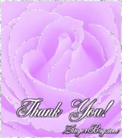 Watch Thank You Purple Rose Glitter Graphic Glitter Graphic Comment GIF on Gfycat. Discover more related GIFs on Gfycat