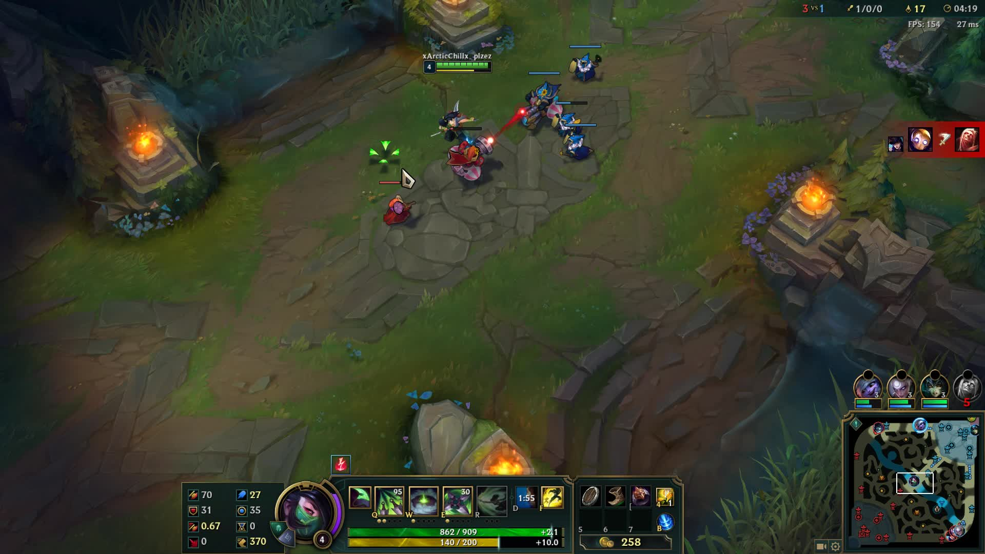 leagueoflegends, Vayne ganks GIFs