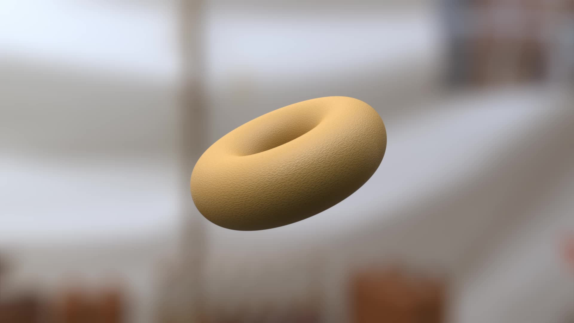 animation, donut, doughnut, food, loop, maya, minneapolis, realflow, vray, DONUT GIFs