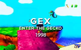 Watch and share Gex Enter The Gecko GIFs and Final Fantasy Vii GIFs on Gfycat