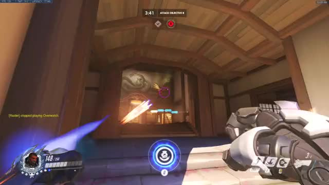 Watch and share Overwatch GIFs by Duncan on Gfycat