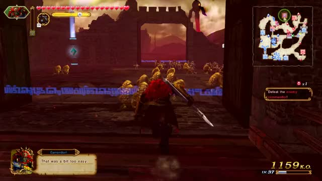 Watch ganon GIF by NyxCrab (@nyxcrab) on Gfycat. Discover more gameplay, hyrule warriors GIFs on Gfycat