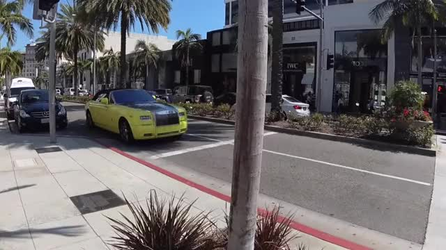 Watch A day in Beverly Hills, Los Angeles Massive Supercars - June 2017 (Full HD 1080P) GIF on Gfycat. Discover more beverly hills, rodeo drive, supercars GIFs on Gfycat
