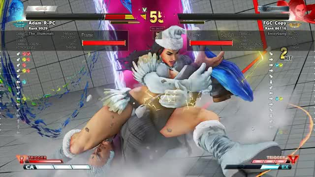 Watch Street Fighter V 2019.02.14 - 23.08.15.09.DVR Trim GIF on Gfycat. Discover more StreetFighter GIFs on Gfycat