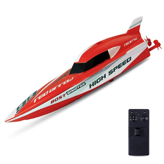 Watch and share Rc Mini Boat Highspeed Racing Yacht GIFs on Gfycat