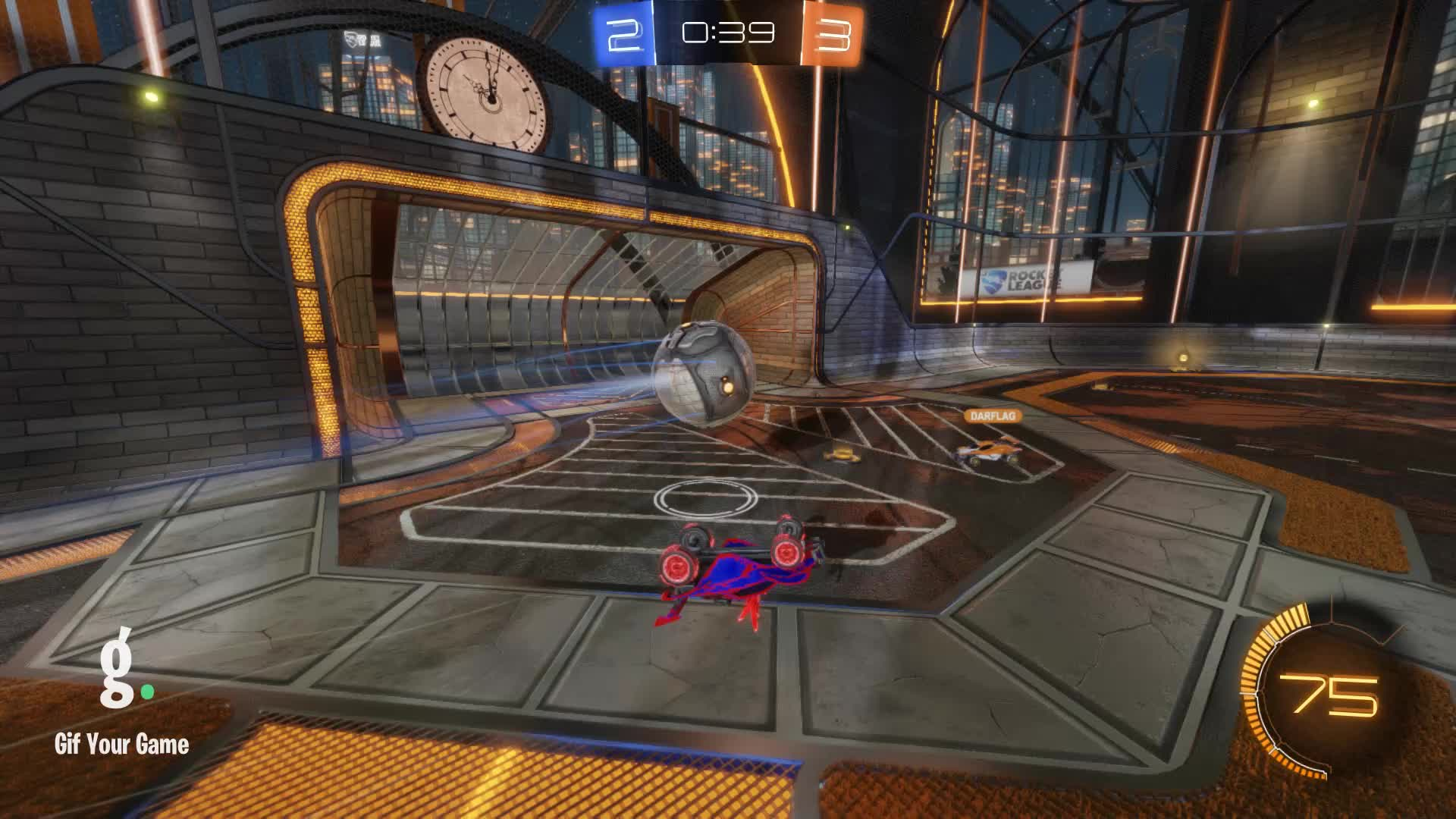 Gif Your Game, GifYourGame, Goal, Rocket League, RocketLeague, Timper [NL], Goal 6: Timper [NL] GIFs