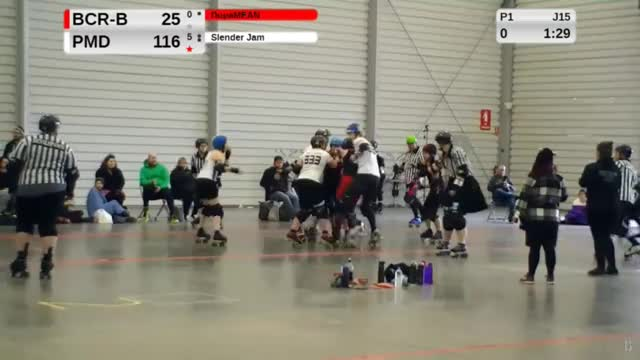 Watch and share Rollerderby GIFs and Jammer GIFs by azkabaal on Gfycat