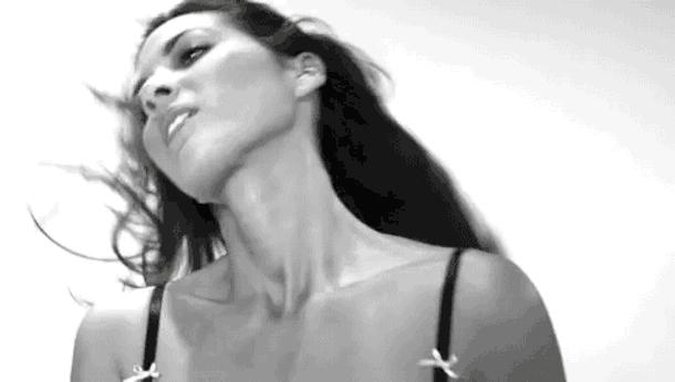 celebsgifs, olivia munn, oliviamunn, Olivia Munn kiss GIFs