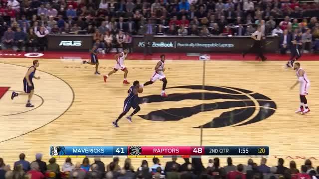 Watch and share Mavericks Ball Movement Vs Raptors GIFs by dirk41 on Gfycat