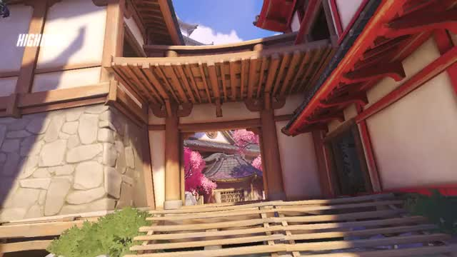 Watch and share Highlight GIFs and Overwatch GIFs by derzzy on Gfycat