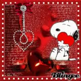 Watch and share Valentines Snoopy GIFs on Gfycat