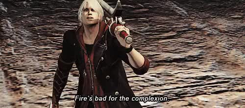 Watch and share Devil May Cry 4 GIFs and Video Games GIFs on Gfycat