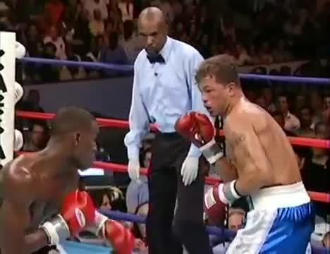 boxing, floyd, sports, Floyd Mayweather vs Arturo Gatti (Full Fight) GIFs