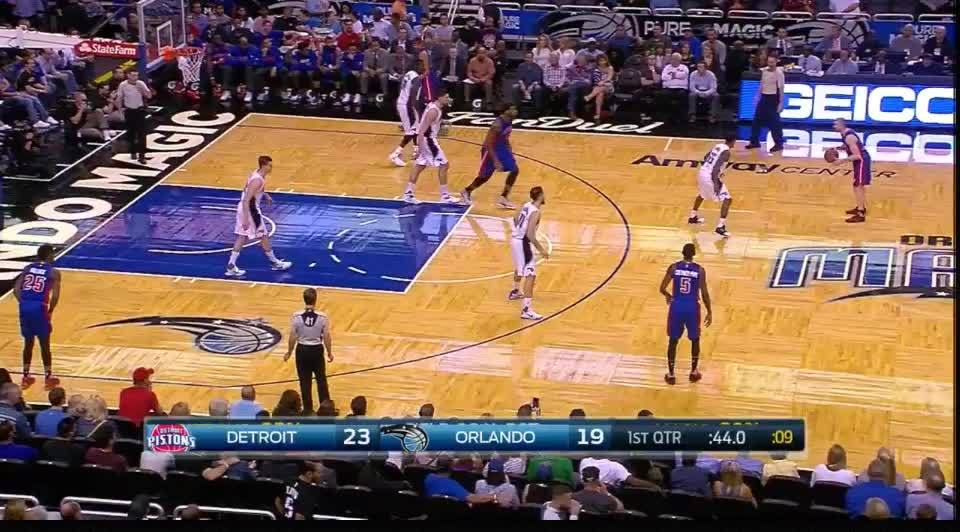 Vucevic Passive Contain GIFs