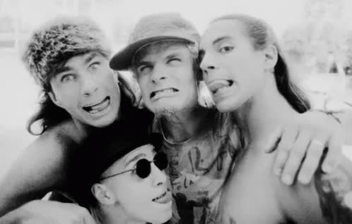 Red hot chilli peppers GIFs