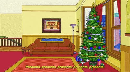 Watch and share Bobs Burgers Christmas Presents GIFs on Gfycat