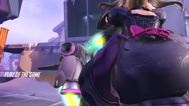 Watch and share Overwatch GIFs by ryokucha on Gfycat