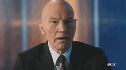 Watch mild shock GIF on Gfycat. Discover more Patrick Stewart GIFs on Gfycat