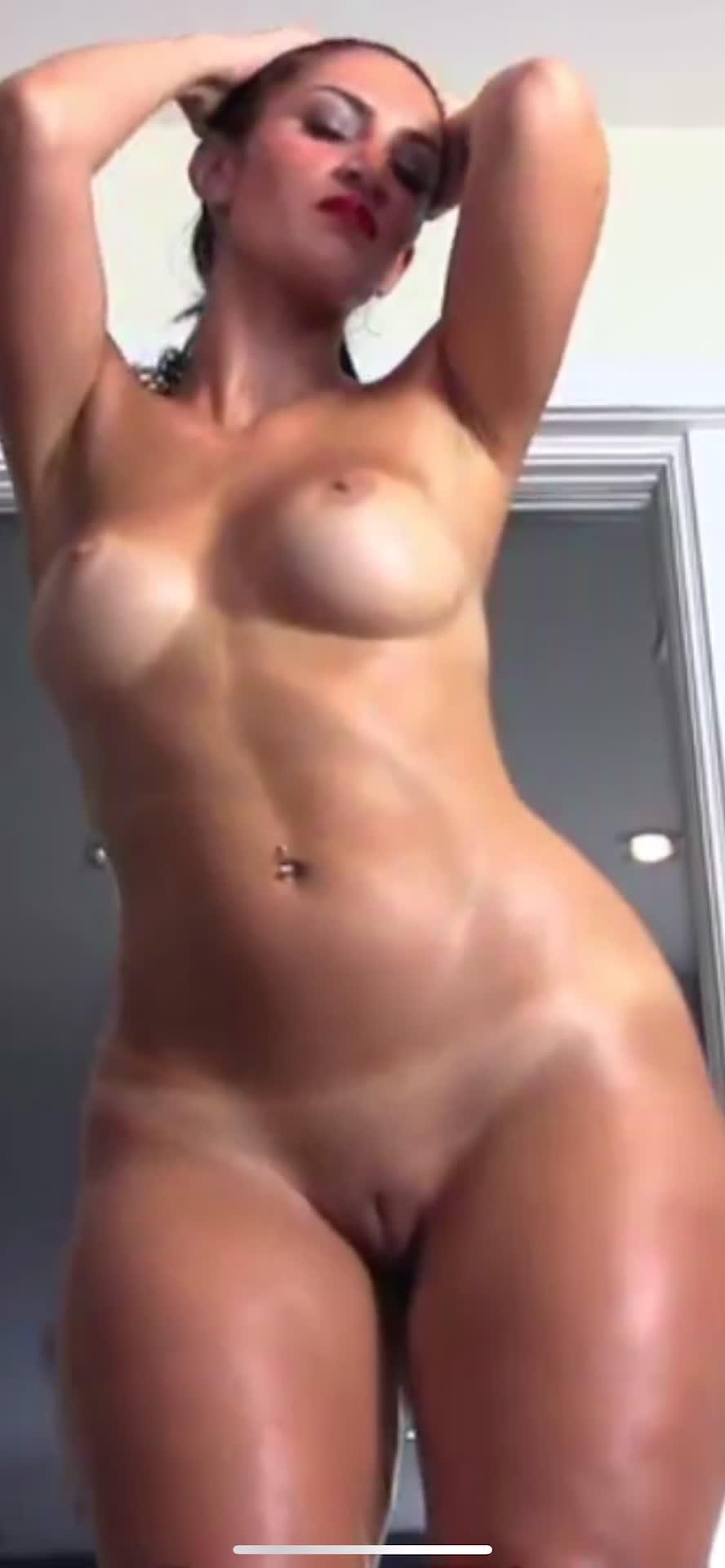 Naked Teen Girl Dance Gif