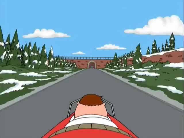 Watch and share Family Guy Red Car GIFs by flawlessgif on Gfycat