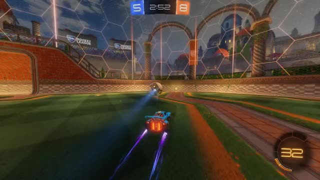 Watch Goal 14: Barry Allen GIF by Gif Your Game (@gifyourgame) on Gfycat. Discover more Barry Allen, Gif Your Game, GifYourGame, Rocket League, RocketLeague GIFs on Gfycat