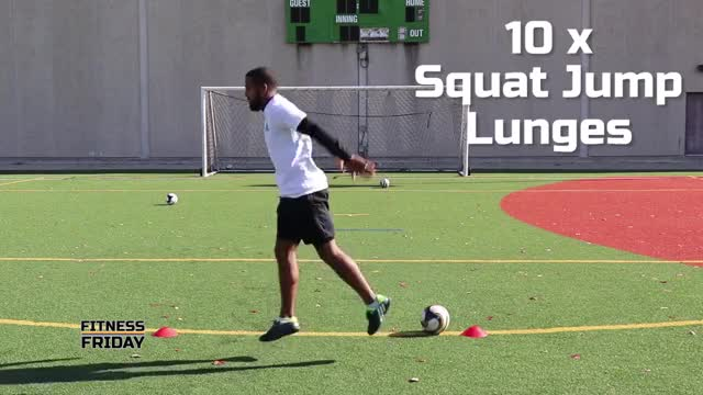 Watch and share Stability And Core Strength Workout | Fitness Fridays GIFs on Gfycat