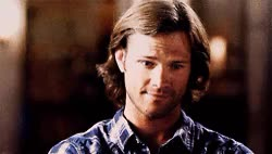 Watch and share Sam Winchester GIFs and Reader Insert GIFs on Gfycat