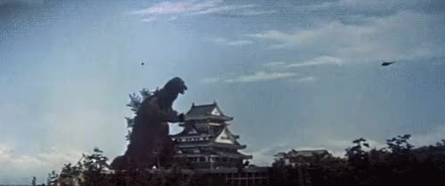 Watch and share Godzilla Gif | Godzilla.gif GIFs on Gfycat